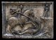 Italy: Saint George and the Dragon, from a house near the Ponte dei Bareteri, Venice, c. 1500 (Victoria and Albert Museum, London)